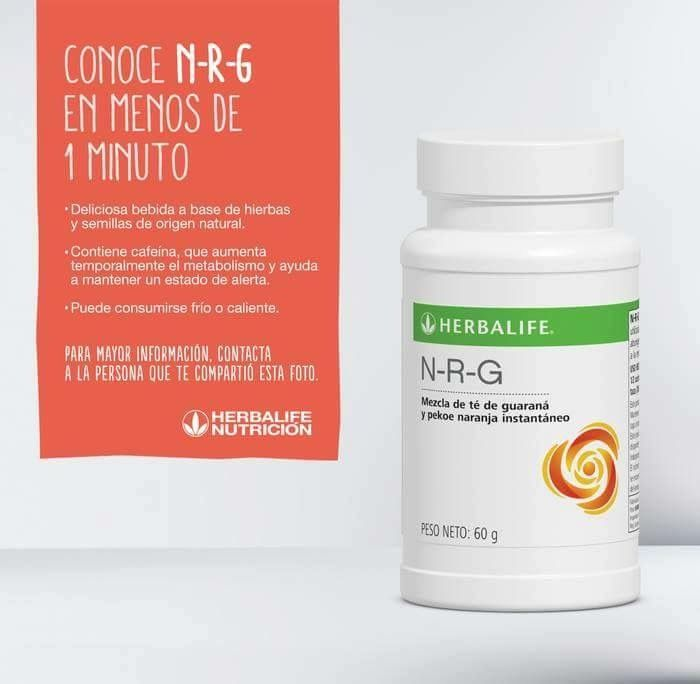 nrg herbalife serve per perdere peso