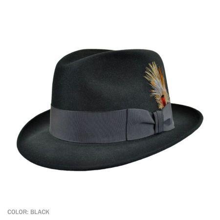 Stetson Saxon Fedora Hat - Dan s hat a1a123995233