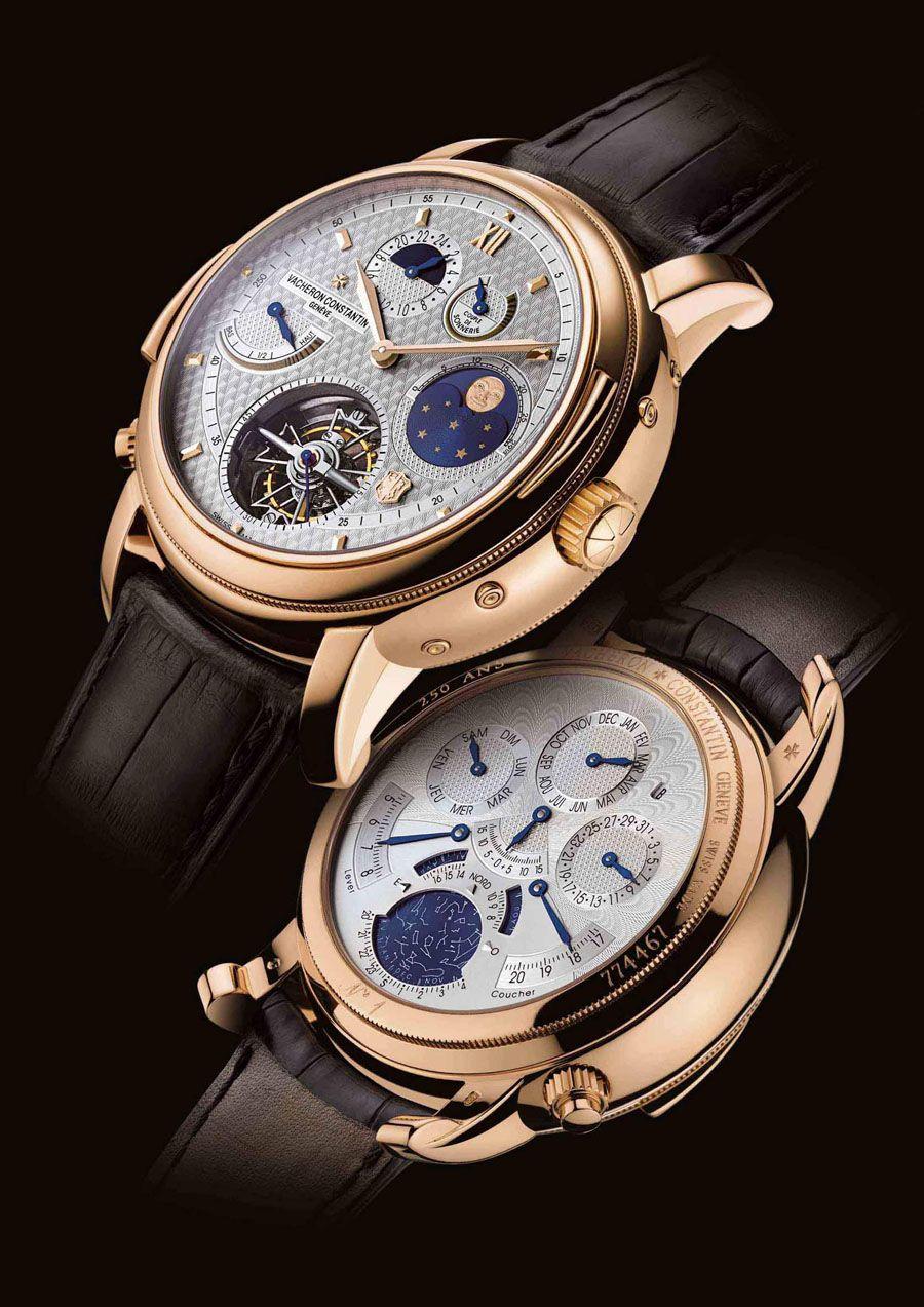 5 Fakten über Vacheron Constantin #luxurywatches