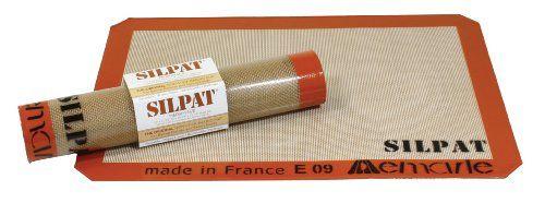 Silpat Premium Non Stick Silicone Baking Mat Https Food