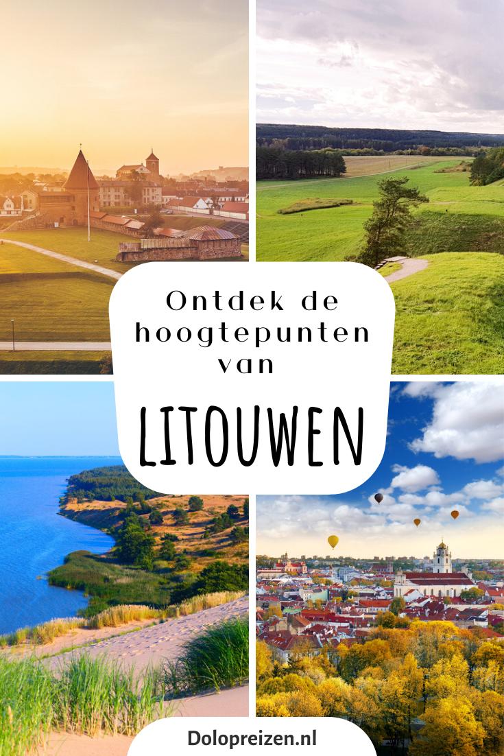 Hoofdstad Van Litouwen