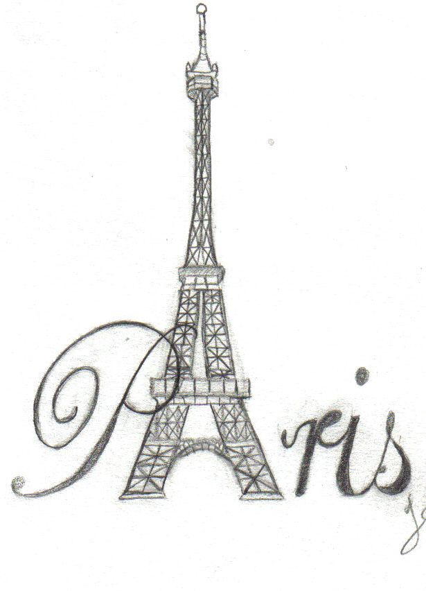 eiffel tower tattoo google search would be cute on shoulder or behind ear tattoos. Black Bedroom Furniture Sets. Home Design Ideas