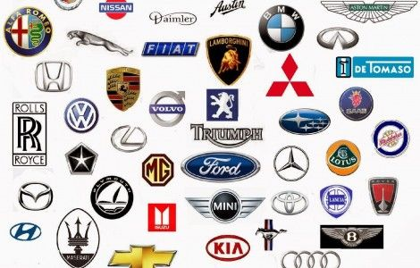 Car Brand Logos And Names Places To Visit Pinterest Car - Cars sign and names