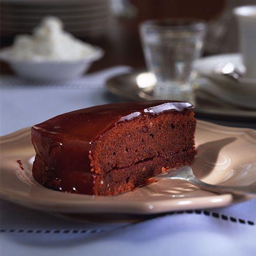 Brigitte Rezepte De sachertorte rezept zartbitterschokolade das beste und lecker