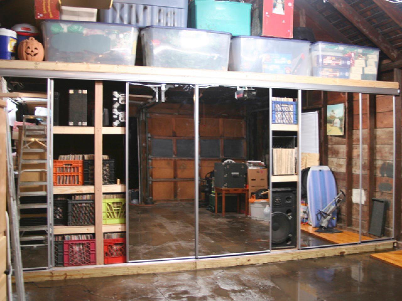 Nice Garage Coat Storage   Google Search