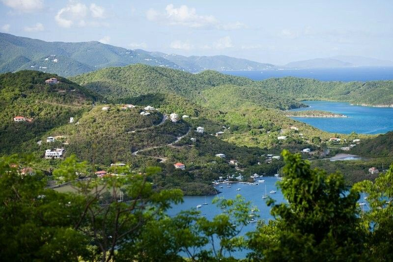 Coral Bay St John Virgin Islands Httpwwwsmithsonianmagcom - The 20 best small towns to visit in the usa
