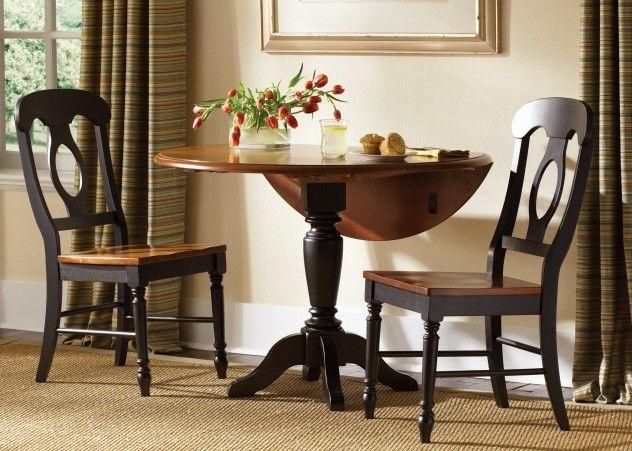 Chromcraft Chair On Wheels Cr41c Small Kitchen Table Sets Kitchen Table Settings Small Kitchen Tables
