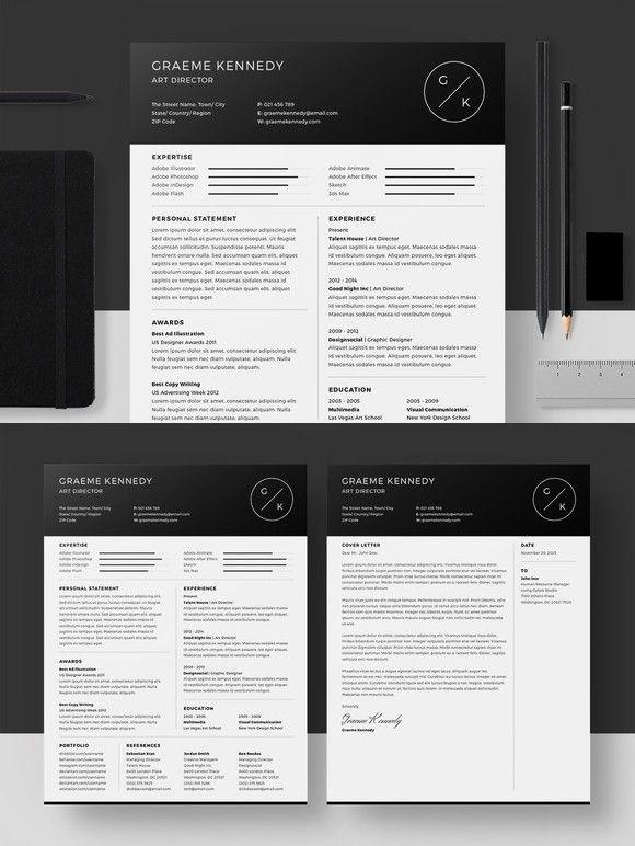 Resume/CV - Graeme Kennedy Pinterest Resume cv, Adobe indesign
