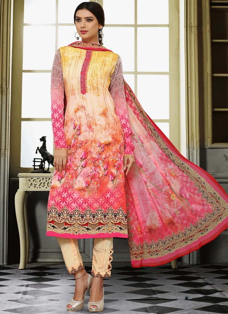 Shop for different styles of salwar kameez. Customization and free shipping woorldwide. Buy ...