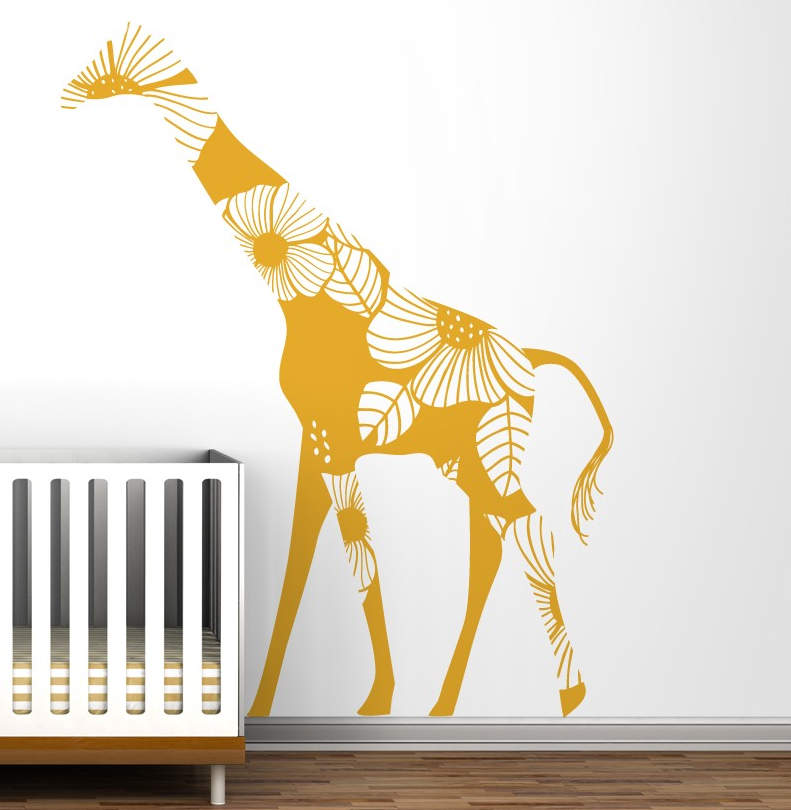 giraffe room accessories | crafts for baby and tots | pinterest