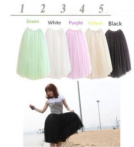 9b26705d82 Color Menta falda tipo tutu