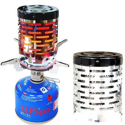Portable Backpacking Stove Heater for Propane Gas Burner C&ing Outdoor Tent  sc 1 st  Pinterest & Portable Backpacking Stove Heater for Propane Gas Burner Camping ...