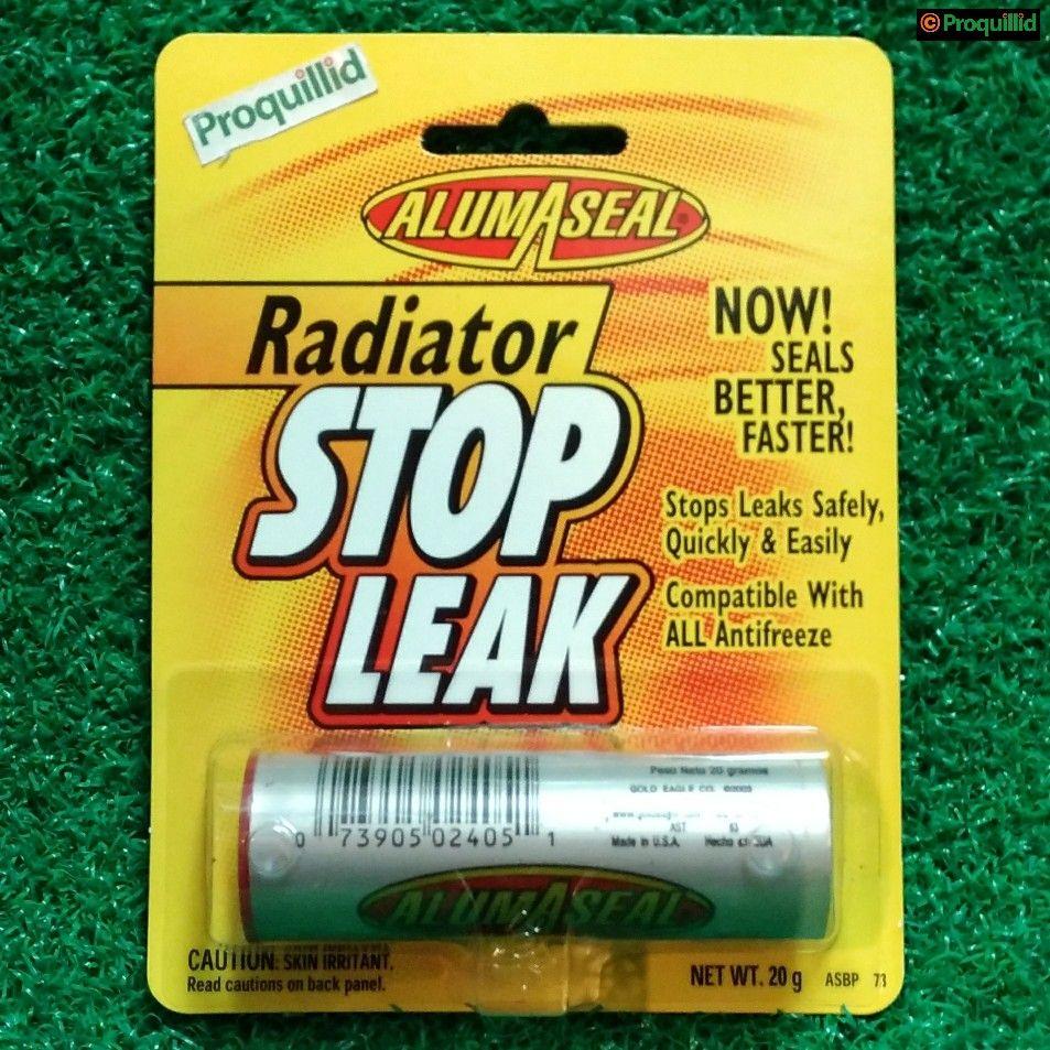 Jual Alumaseal Radiator Stop Leak Powder Sealer Bubuk Pelapis