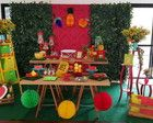 Aluguel de Decoração Festa Frutas