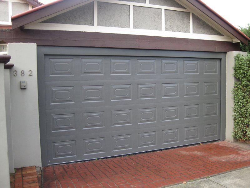 Metal Garage Doors Gates Fences Installs Cost Effective New For Homes In