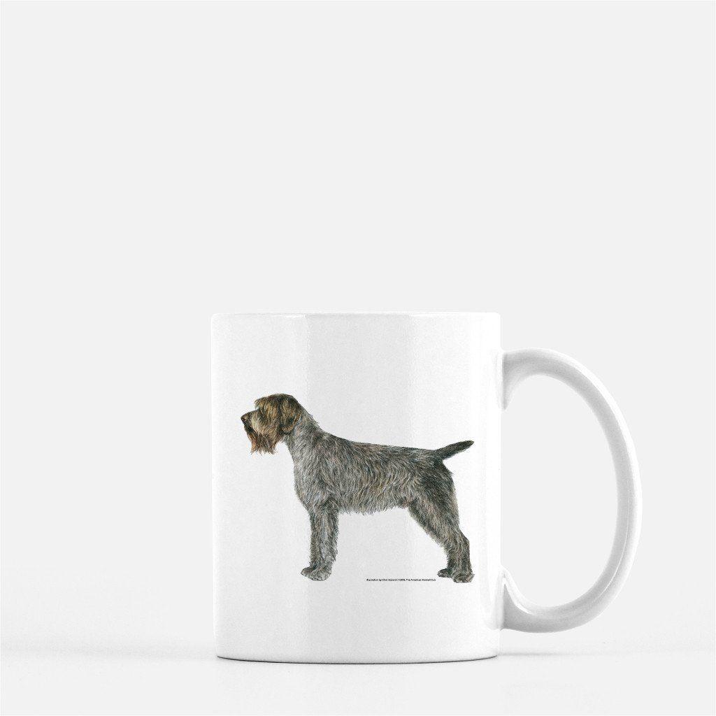 Wirehaired Pointing Griffon Coffee Mug | Wirehaired pointing griffon ...