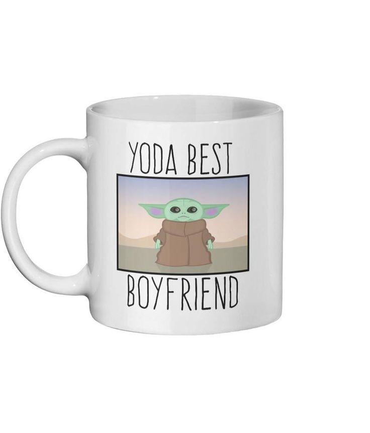 Gift Mug 11oz Baby Yoda Baby Yoda Mug Baby Yoda Gift Baby Yoda Valentines Gift Boyfriend Valentines Day History Valentine History Valentines Day Funny