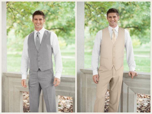 Groom And Groomsmen Attire For Summer Or Destination Weddings