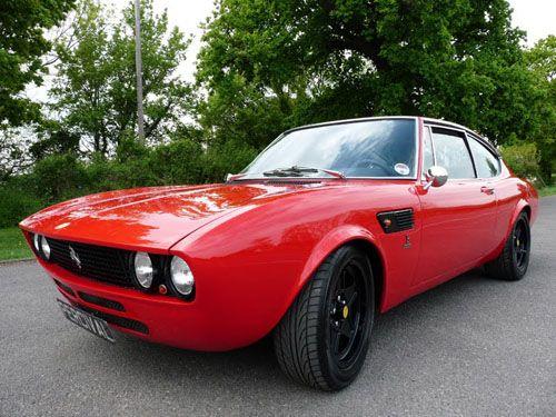Fiat Dino Coupe Modified In 2 Motorsports Fiat Coupe Ferrari Car