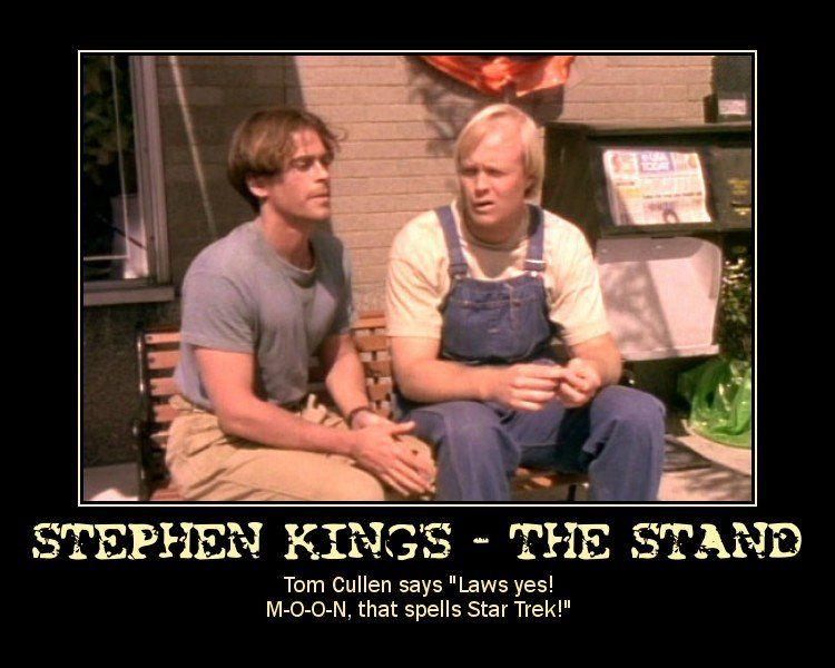 Pin By Elizabeth Davis On Favorite People Places Things Ideas Tangibles And Intangibles Stephen King Movies The Stand Stephen King Stephen King