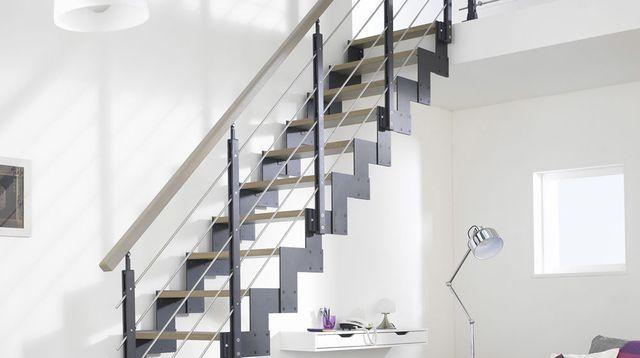 Rampe d 39 escalier tout ce qu 39 il faut savoir decoration pinterest meilleures id es rampes - Decoration rampe escalier ...