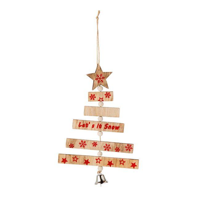 81a29b17fb478 Colgante Navidad abeto El Corte Inglés