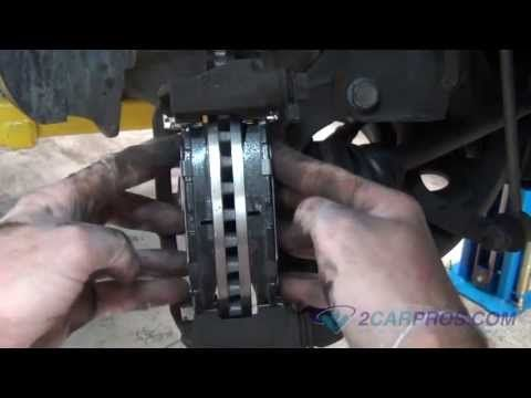 Front Brake Pads & Rotors Replacement Scion XD 2008-2013
