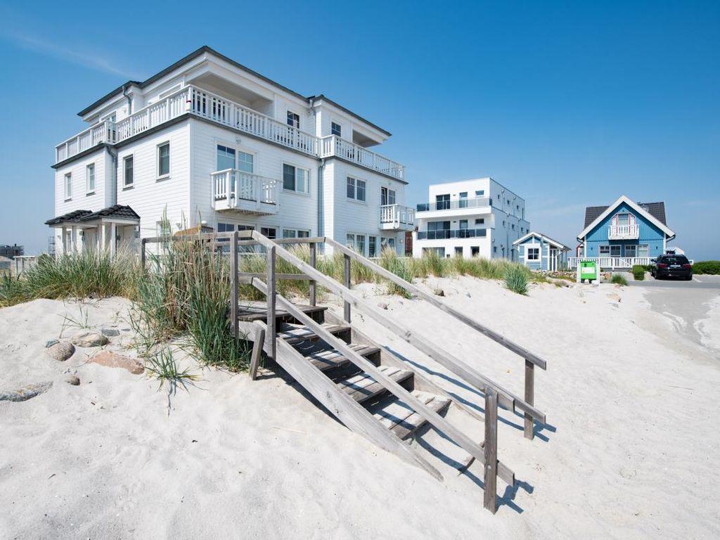 Beach House mit Ostseeblick in direkter Strandnähe mit