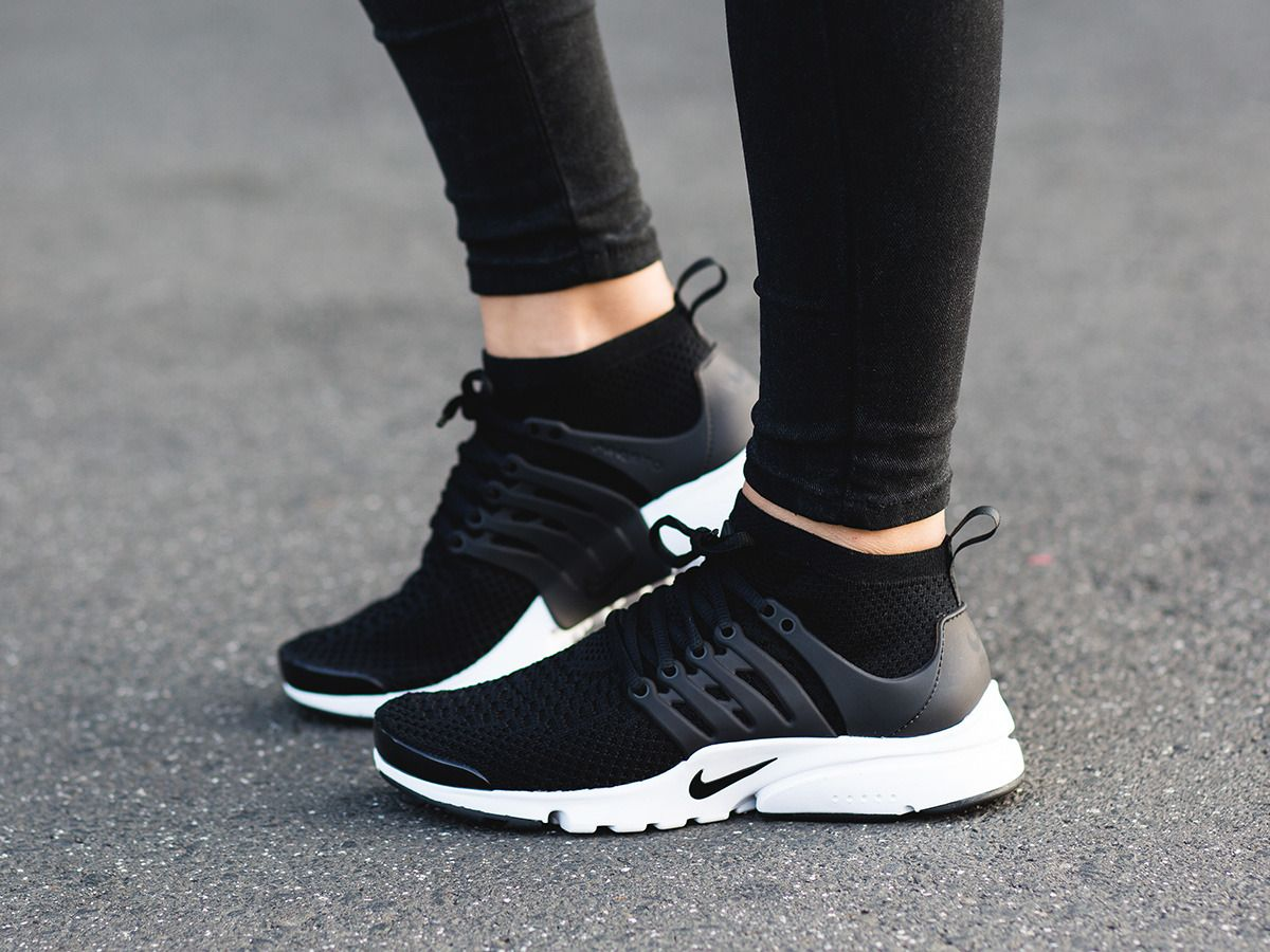 new style 4929d 8c0c9 Nike Presto flyknit women shoes