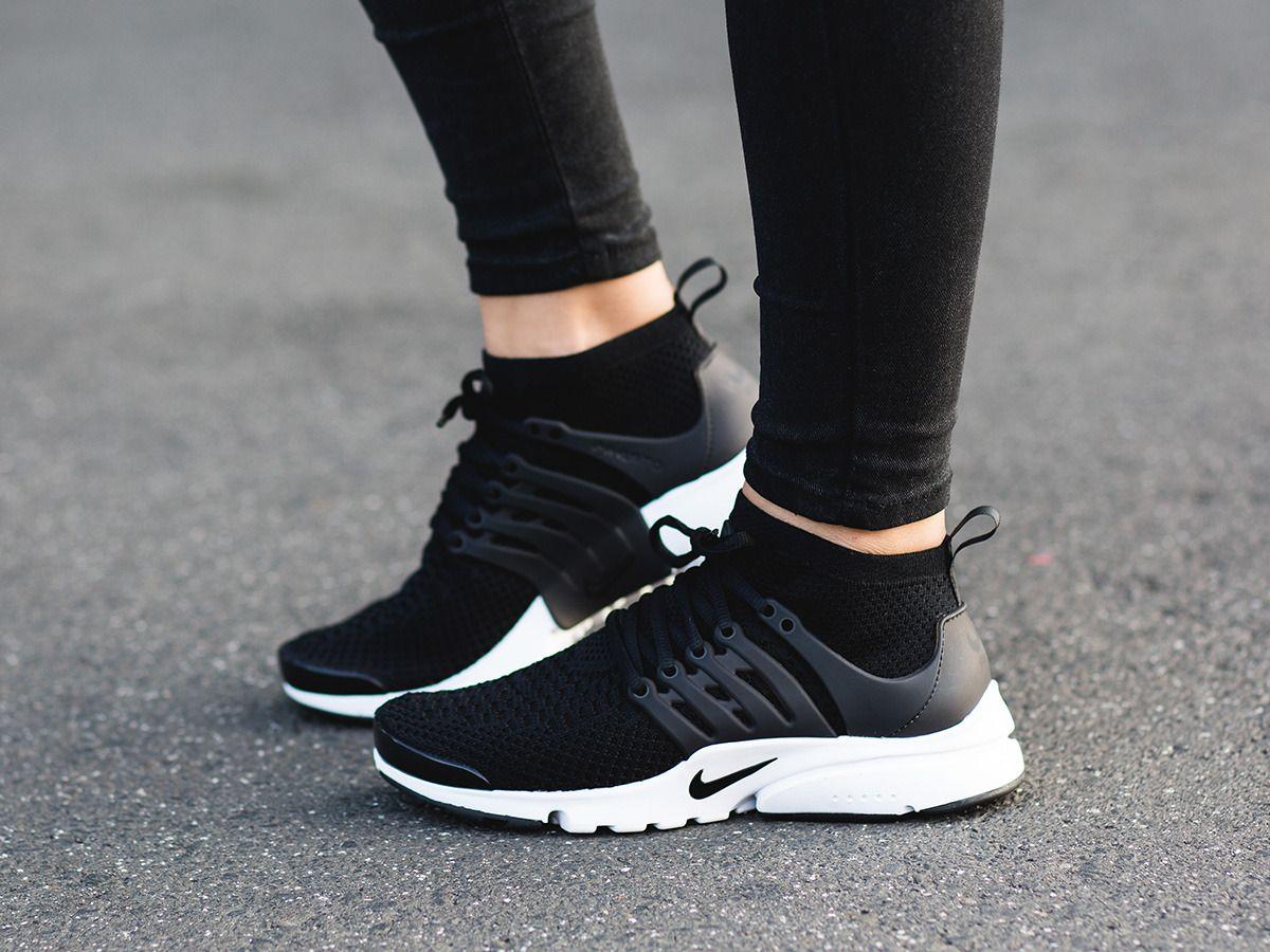 Nike Presto Flyknit Women Shoes Zapatillas Deportivas Mujer Zapatillas Deportivas Zapatillas