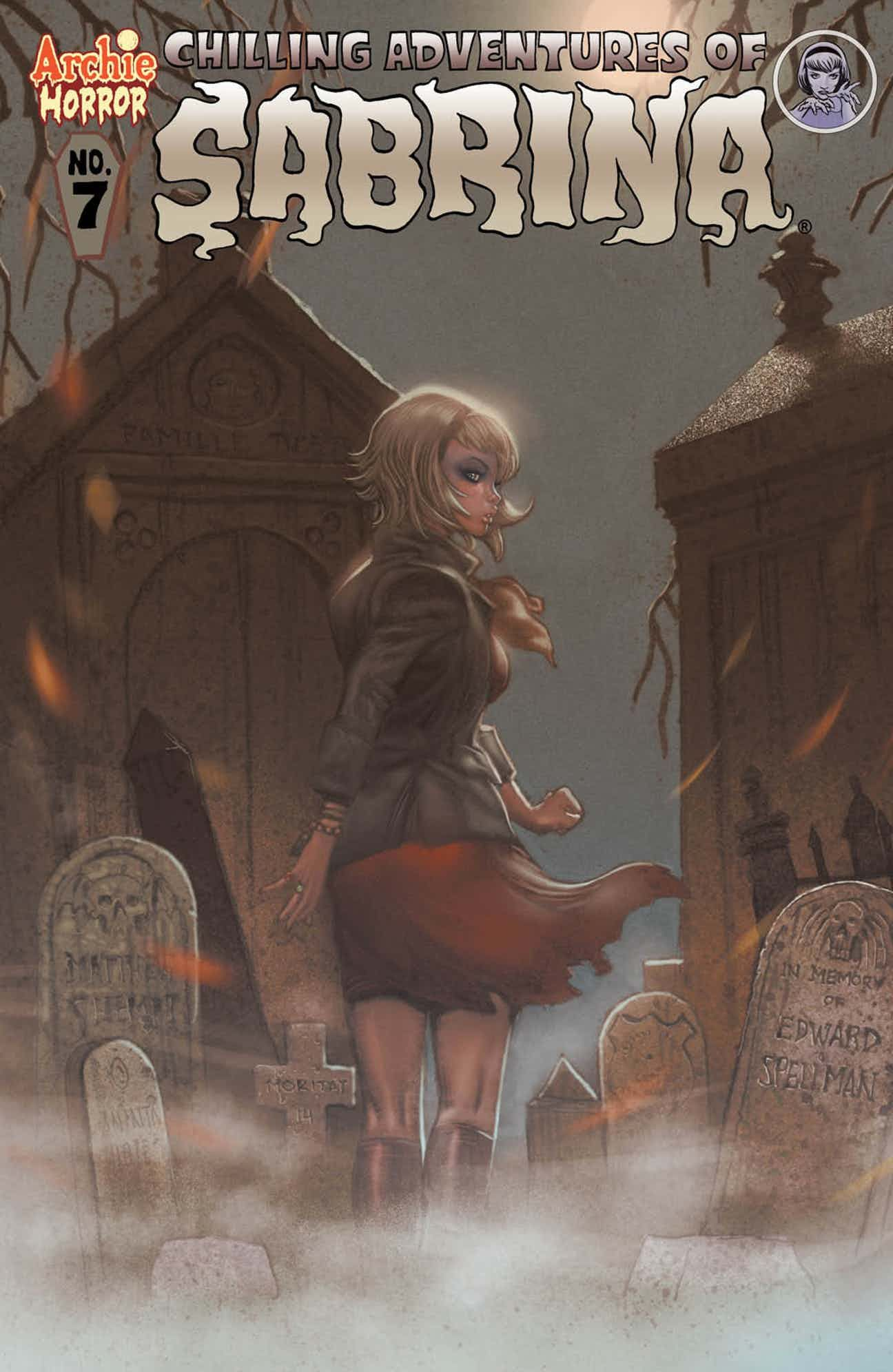 Chilling Adventures Of Sabrina To Return After Year