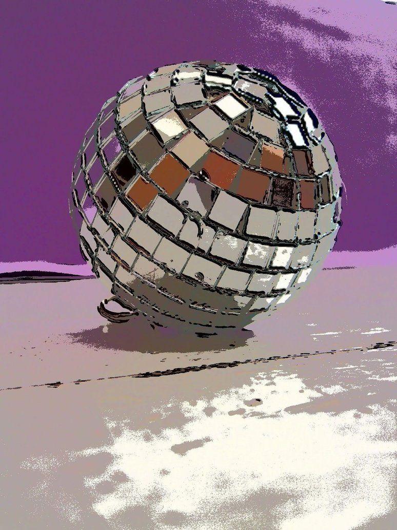 disco ball by 15d