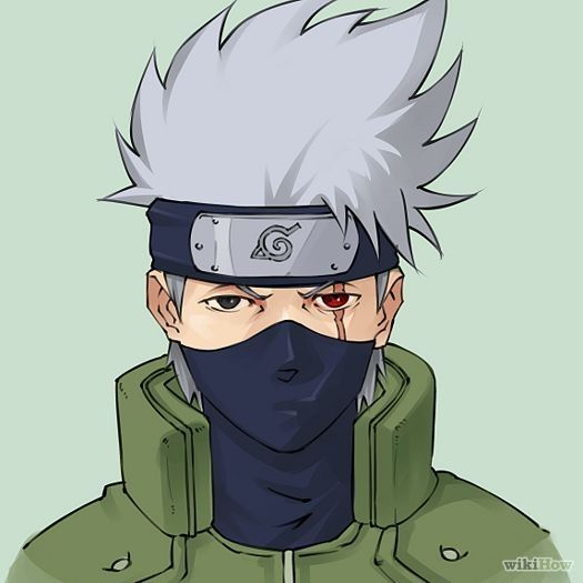 How to Draw Kakashi #naruto #art #DIY | Pins From Our Fans ...