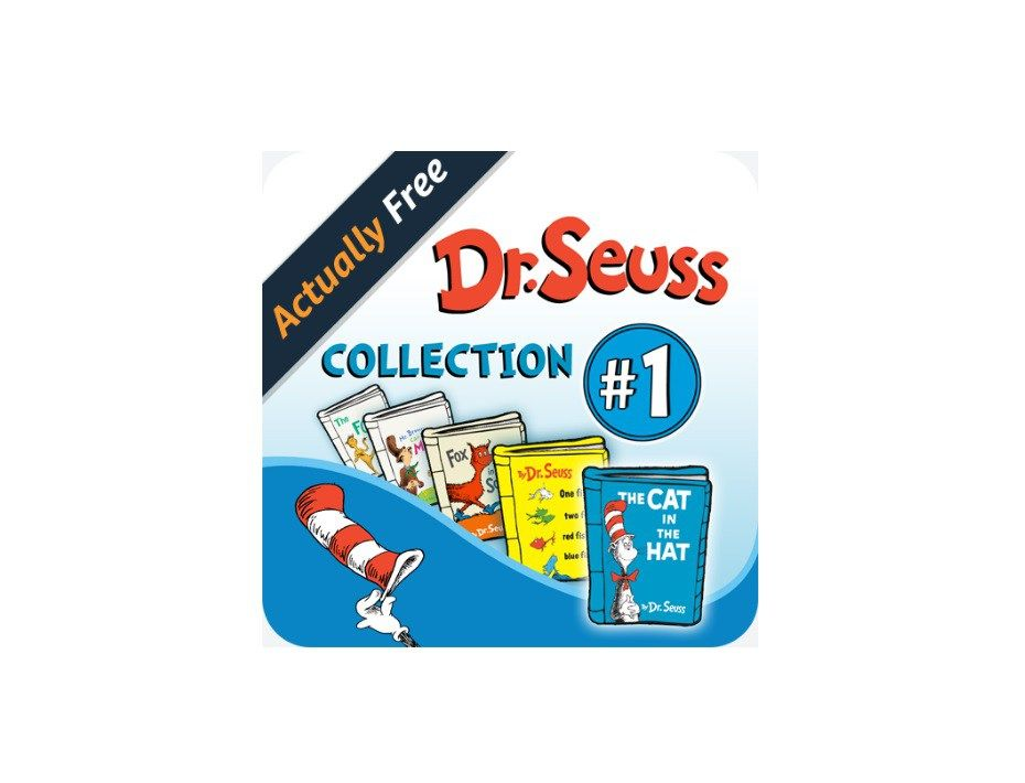 FREE Dr. Seuss Beginner Book Collection App from Amazon