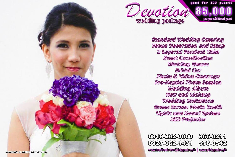 Devotion Wedding Package Affordable Wedding Package By Pink Genius Www Pinkgenius Ph Affordable Wedding Packages Wedding Package Green Wedding Invitations