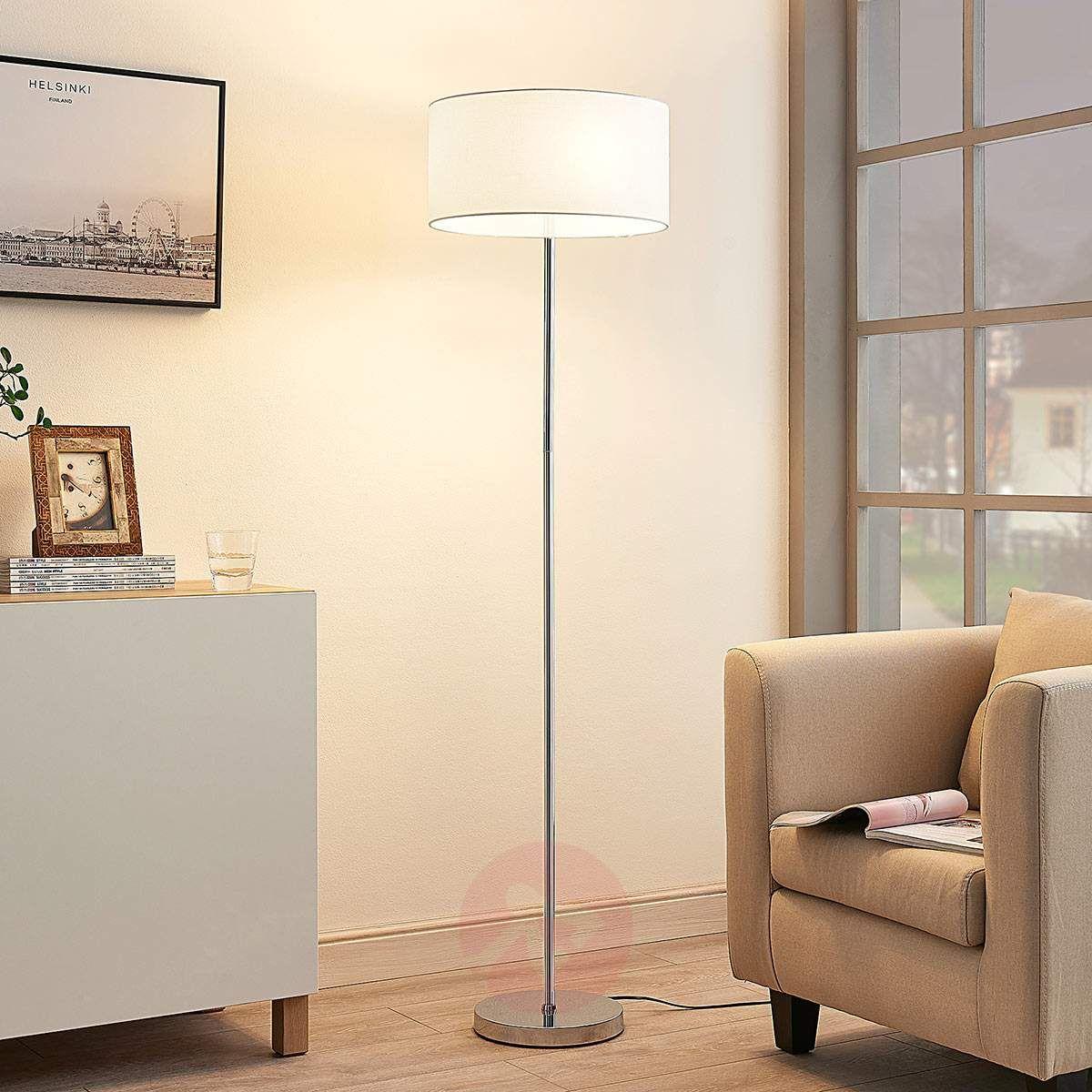 fajne lampy stojace do salonu