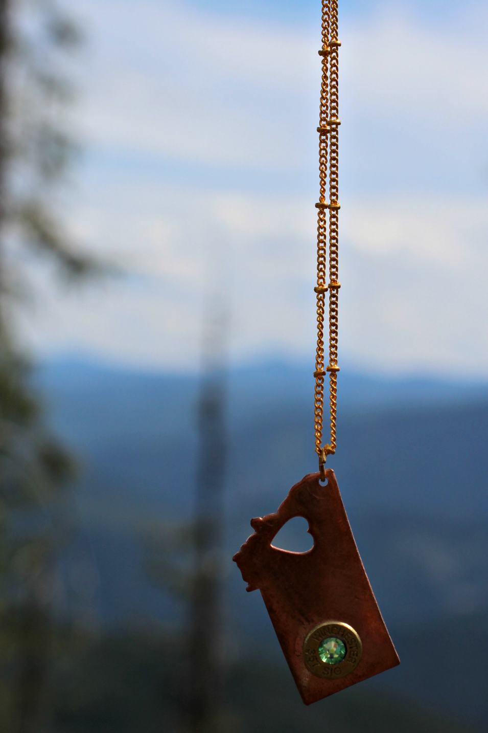 Bad Ass Babe Necklaces - Multiple Colors from The Montana Way