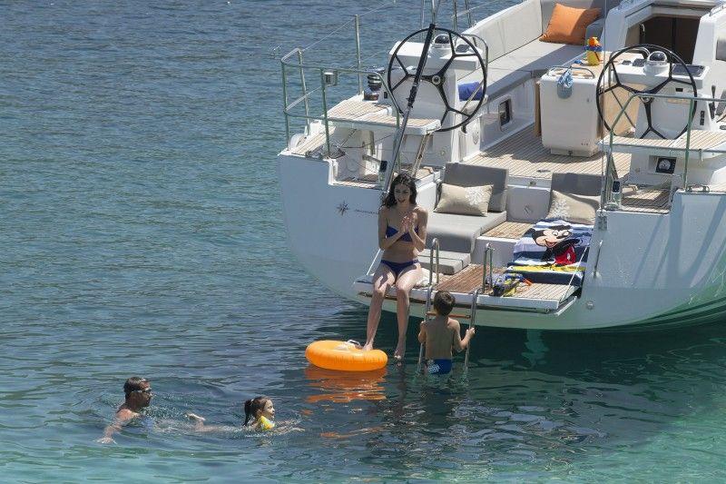Jeanneau 54 | Yacht For Sale Spain | Kat Marina - Patented