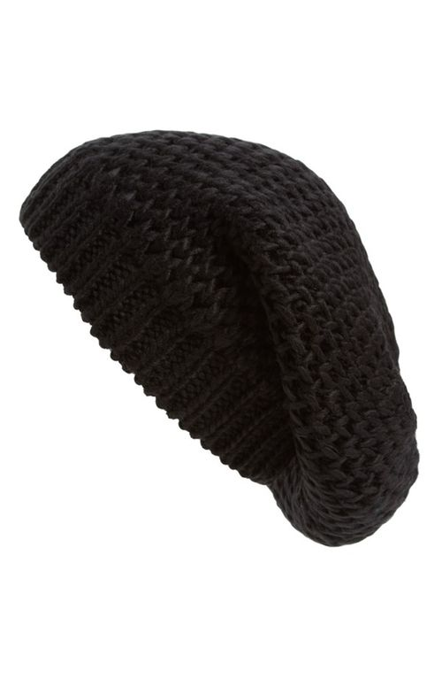 048334e1be6 Slouchy Chunky Knit Beanie by Sole Society in The 5th Wave