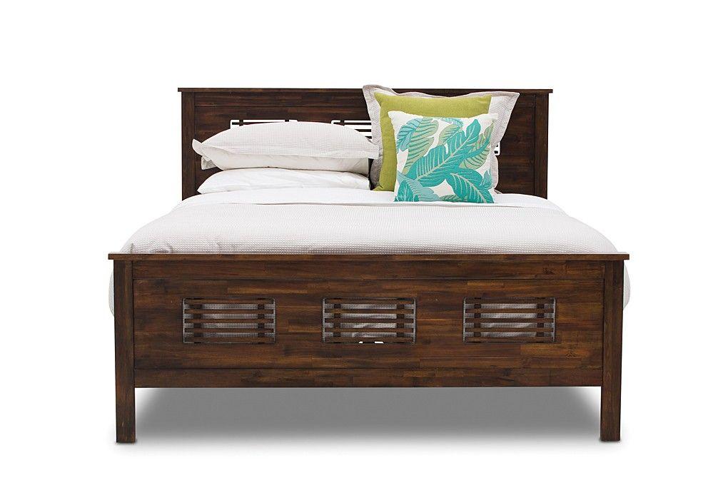 Madang Queen Bed Bed Furniture Queen Beds