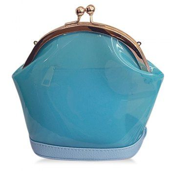 SHARE & Get it FREE | Trendy Kiss Lock and Transparent Design Women's Crossbody BagFor Fashion Lovers only:80,000+ Items·FREE SHIPPING Join Dresslily: Get YOUR $50 NOW!