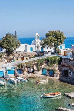 Milos Island Greece Condé Nast Traveller
