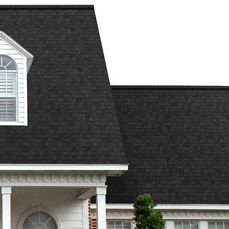Owens Corning Oakridge Shingles Onyx Black Studio D Shingle
