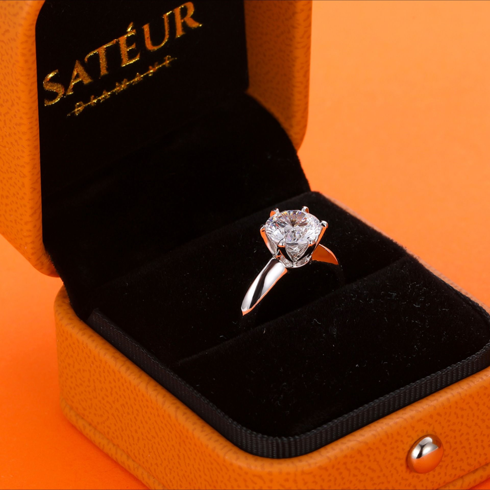 Sateur Destinee Ring It S Not Diamond It S Sateur Diamond Expensive Diamond Premium Brands