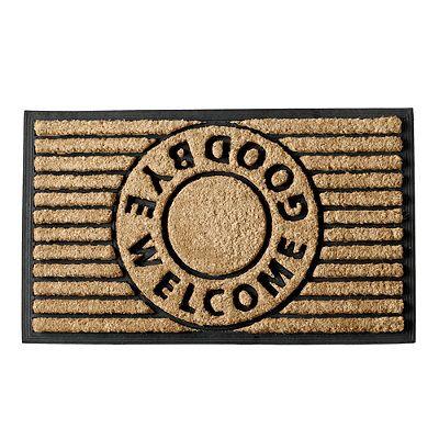 Rubber Molded Doormat