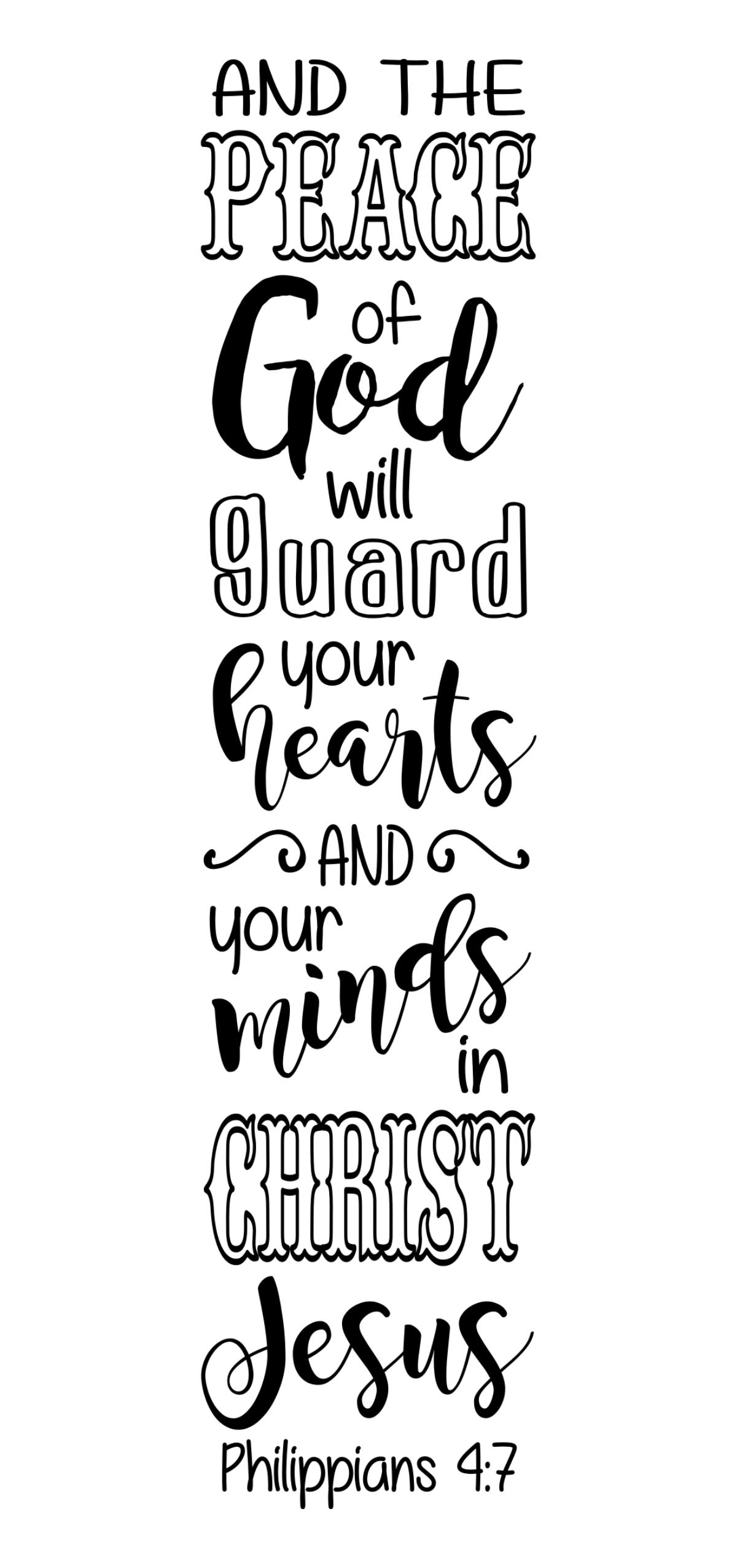 Philippians 4 4 Coloring Page