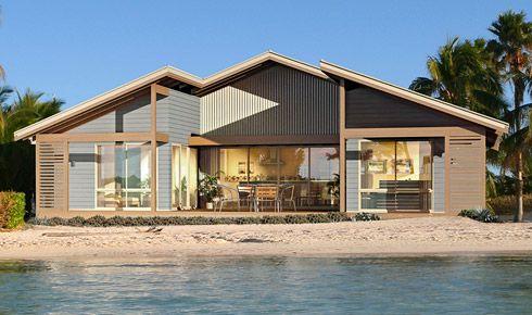 Residential Attitude Home Designs: The Sorrento - Single Storey ...