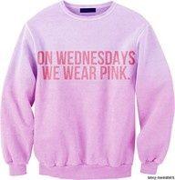 Mean girls sweat-shirt