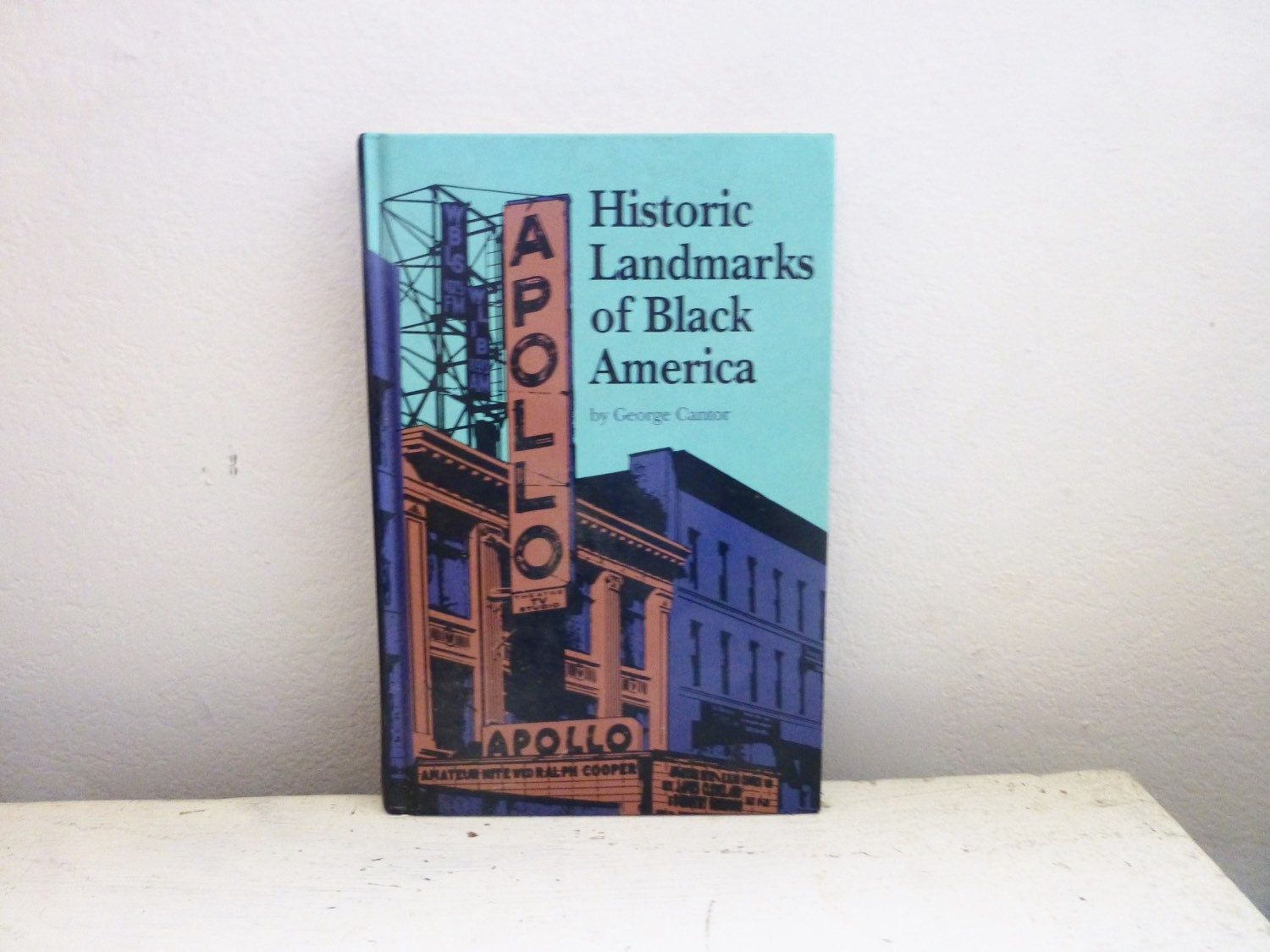 Historic Landmarks Of Black America By George Cantor