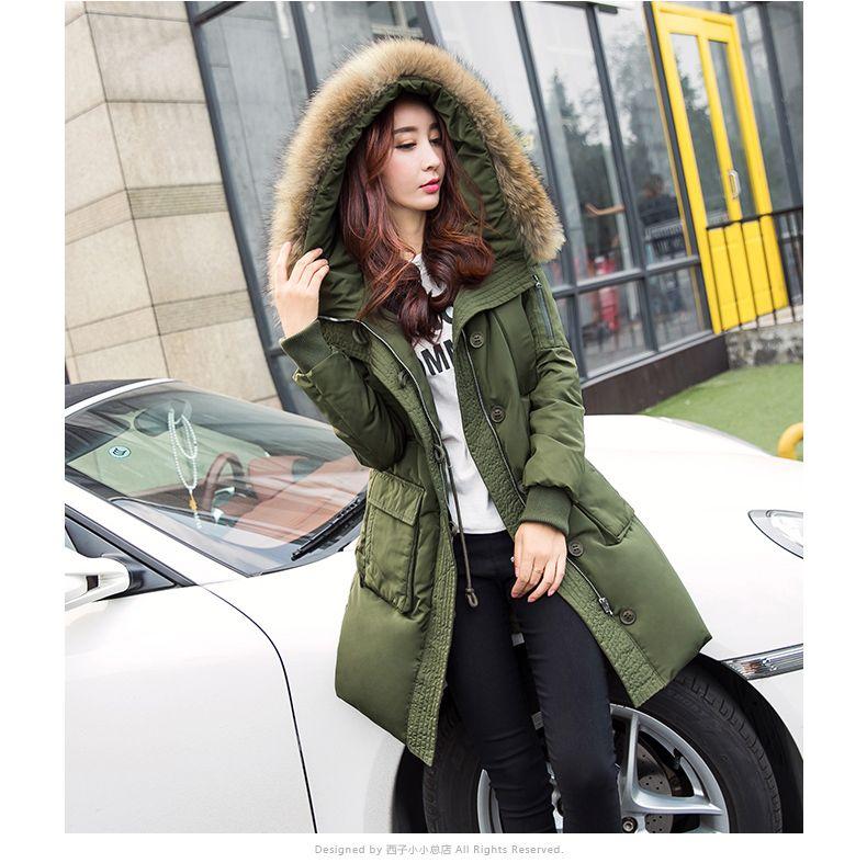 1993117d9b642  taobaofocus  taobao  tmall  womens  warm  down  jacket  coat  parka   korean  winter  green  long